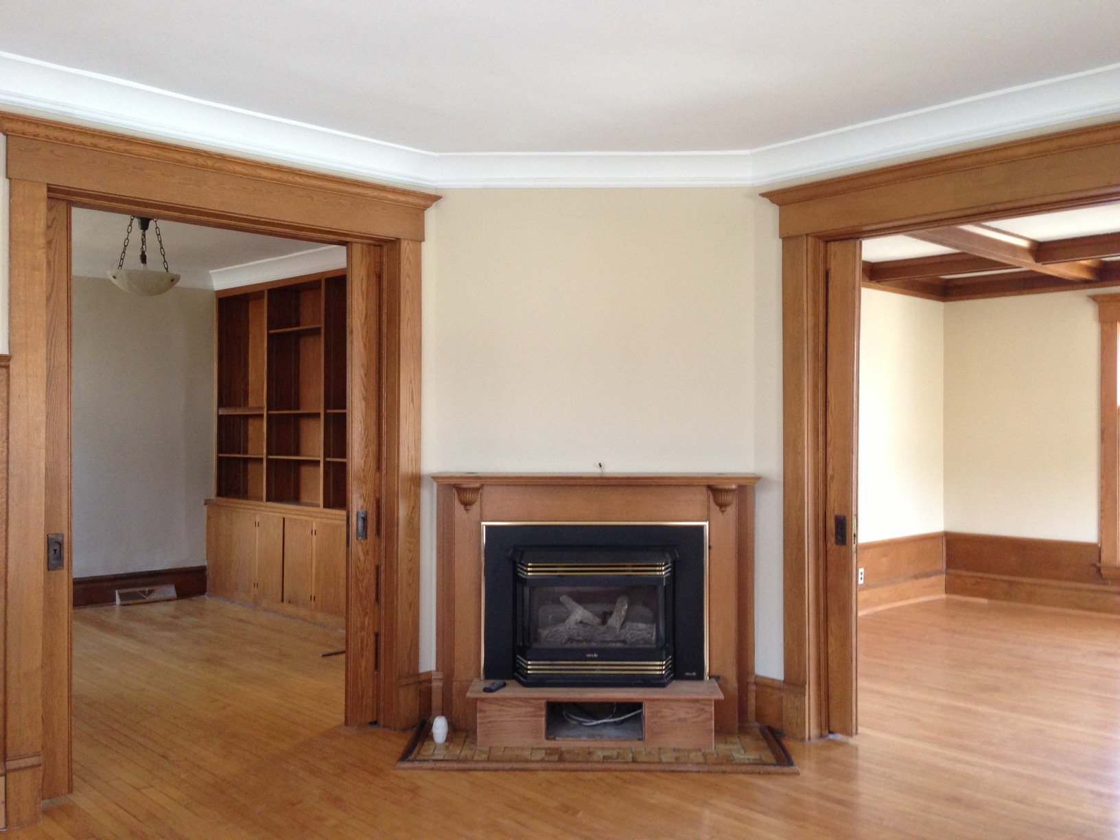 refinish woodwork and interior painting triumph painting